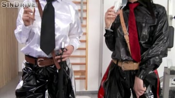 Athina - Glorious Bastards Style CFNM Dick Domination Does The Trick