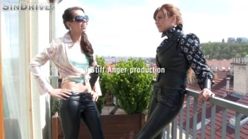 Ferrera Gomez - Leatherized Glam Part 1: Ass Play Politics - All They Can Do When The Chicks Have No Dicks...