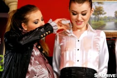 Misha Cross - Mega Mounds Bitch Teaches Lesbos To Love All Things Anal Play (Thumb 10)