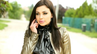 Aletta Ocean in 'The Big Titty Queen Is Back For A Full Program DP Attack!'